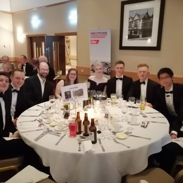 IMechE Merseyside and North Wales dinner